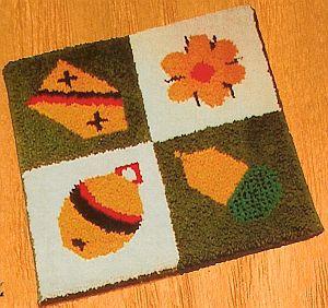 Teppich Selber Knpfen Material Good Schne Wohnideen Diy