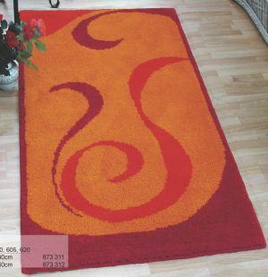 Knüpfen - Teppiche aus Schurwolle selber knüpfen ...
